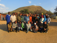 Humanitarian project supporting the Agricultural Training Center Krumhuk (ATCK) in Namibia