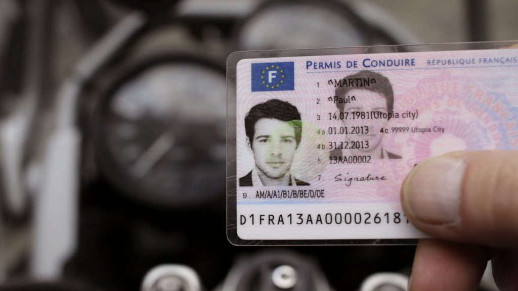 Driving License Exchange France MMC